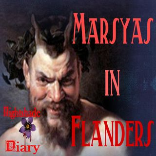 Marsyas in Flanders | Haunted Cathedral | Podcast