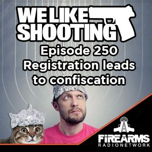 WLS 250 - Registration leads to confiscation