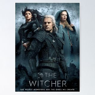 TV Party Tonight: The Witcher (season 1)