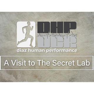 A Visit to The Secret Lab