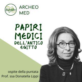 ArcheoMed: I papiri medici - Prof.ssa Donatella Lippi