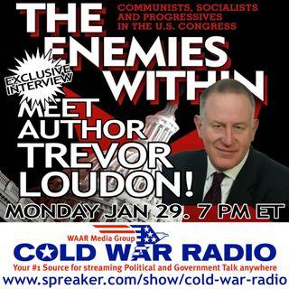 CWR#561 Guest: Trevor Loudon