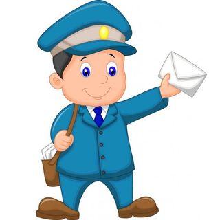 Il bello di scrivere una lettera con busta e francobollo