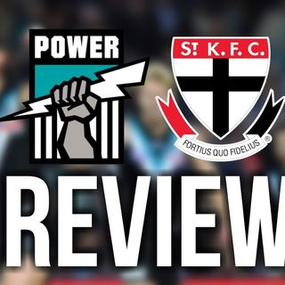 ThePear: Port Adelaide Vs St Kilda - Round 16 2018 - REVIEW