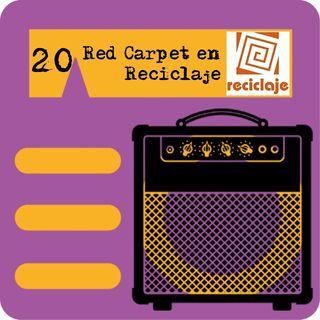 P20 - Red Carpet en Librería Reciclaje