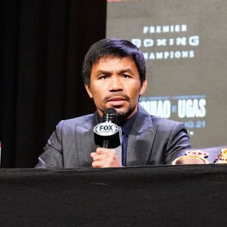 """☎️Manny Pacquiao🧨""""I Didn't Like That Ugas Took My Belt Without Challenging Me in The Ring😱"""""""