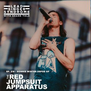 Ronnie Winter Defoe (The Red Jumpsuit Apparatus)