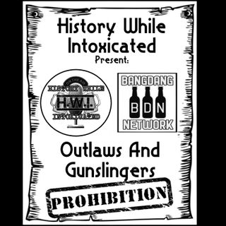 Ep. 258: Outlaws & Gunslingers: Prohibition | Lucky Luciano