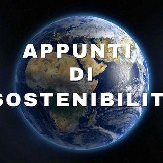 Appunti di sostenibilità - presentazione