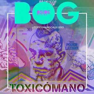 La Bogotá de Eddy · Toxicómano · Bogotá