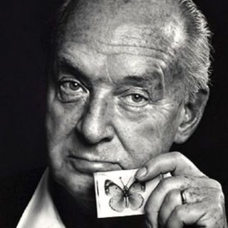 EL CUARTO DE ATRÁS - Signos y Símbolos, Vladimir Nabokov