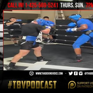 ☎️Canelo SPARRING HEAVYWEIGHTS😱Lomachenko vs Lopez Who You Picking❓Garcia vs Campbell @ 5 PM😳