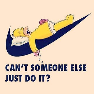 Just do it. Or don't. Who cares? Not Nike.