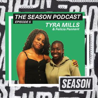 Ep 5: Tyra Mills on inspiring the football community around her and playing for Spurs U23