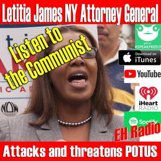 Morning moment Letitia James Vitriol for the President Dec 20 2018