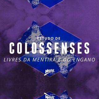 LIVRES DA MENTIRA E DO ENGANO (Cl 1) // Gustavo Rosaneli (@magatibaia)