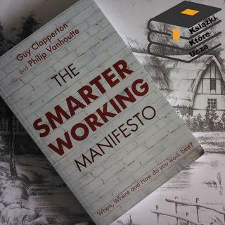 """KKU#9 - Jak i gdzie najlepiej pracować - efektywna praca zdalna wg. """"The Smarter Working Manifesto"""""""