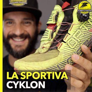 Recensione La SPORTIVA CYKLON - La miglior scarpa da Trail del 2021?