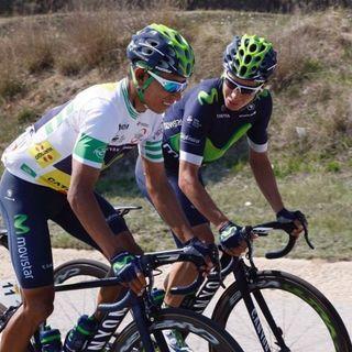 Declaraciones Quintana campeón Vuelta Cataluña