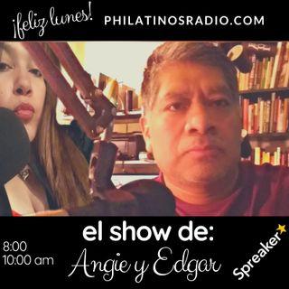 Lunes el Show de Angie y Edgar