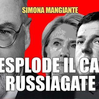 """Simona Mangiante: """"Con l'incriminazione di Sussmann il Russiagate entra nel vivo"""""""