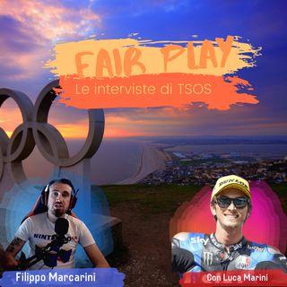Luca Marini: Fair play - Le interviste di TSOS