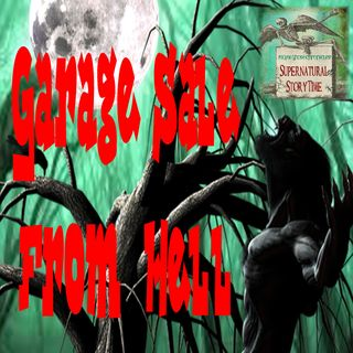 Garage Sale from Hell | A Strange Story | Podcast E60