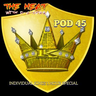 THE HEAT ON SOUNDFYR WITH D-A-DUBB POD45
