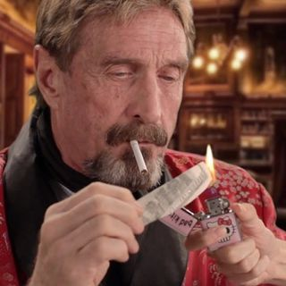 CyberPocalypse: John McAfee on Boiler Room Exclusive