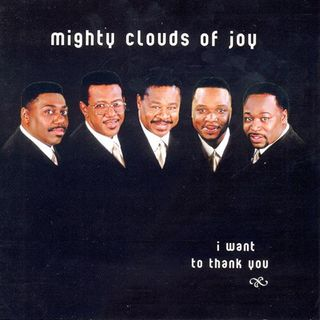 Today's Topic is Mighty Clouds of Joy