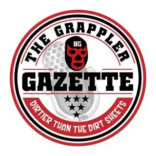 Grappler Gazette XXV- Lashley Has The Personality of a Plastic Plant