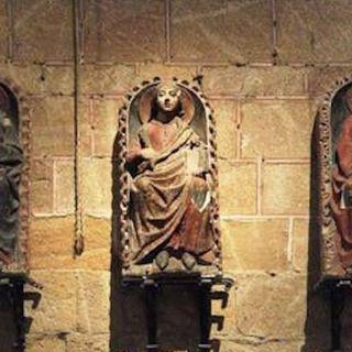 Santos Vicente, Sabina y Cristeta, mártires