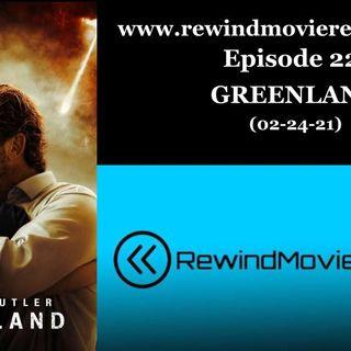 Ep. 22: GREENLAND (02-24-21)