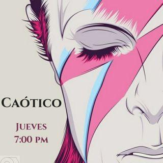 Caótico David Bowie
