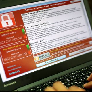WANNACRY? DON'T CRY: just update
