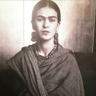 Frida Kahlo - La mia notte mi brucia d'amore