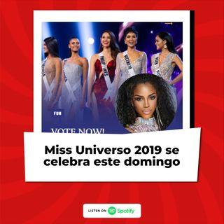 Todo listo para el Miss Universo 2019 este domingo.