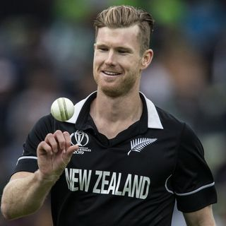Jimmy Neesham: Back from the brink of retirement