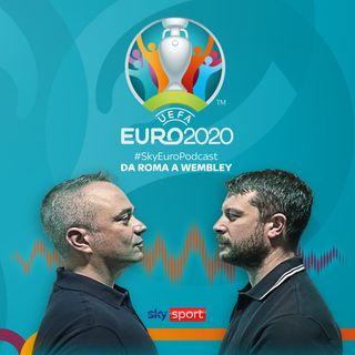 SKY EURO 2020 - DA ROMA A WEMBLEY