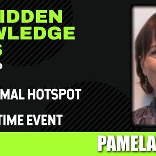 Alien EVP - Paranormal Hotspot - Missing Time Event with Pamela Nance