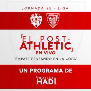 "Levante 1-1 Athletic - Jornada 25 Liga | ""Empate pensando en la Copa"""