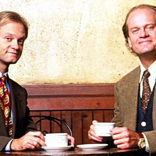 31: Go Speed Frasier, Go Speed Frasier, Go Speed Frasier, Goooooo!
