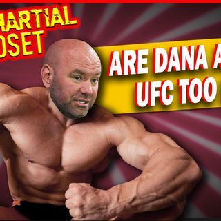 Mixed Martial Mindset: Is The UFC JUST TOO BIG RIGHT NOW? Plus The Fight Night Recaps!
