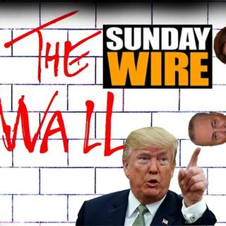 Episode #264 – 'The Wall' with guests Mark Anderson, Basil Valentine