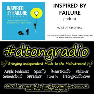 The BEST Indie Music on #dtongradio - Powered by MichiYamamoto.com