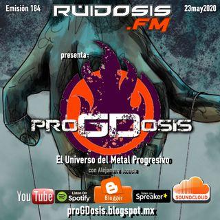 proGDosis 184 - 23may2020 - Humbral