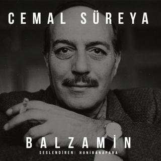 Cemal Süreya- Balzamin