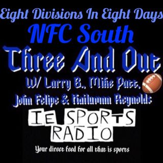 Three And Out- Eight Divisions In Eight Day: NFC South