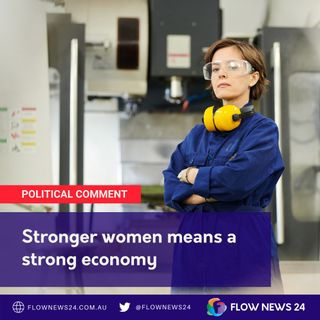 Women's importance to Australia's economy