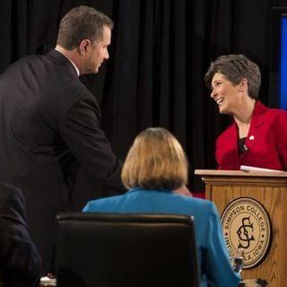 Iowa Senate Debate